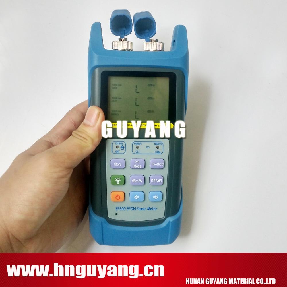 Deviser EP300,1310~1550nm Optical Multimeter Pon power meter EPON power meterDeviser EP300,1310~1550nm Optical Multimeter Pon power meter EPON power meter