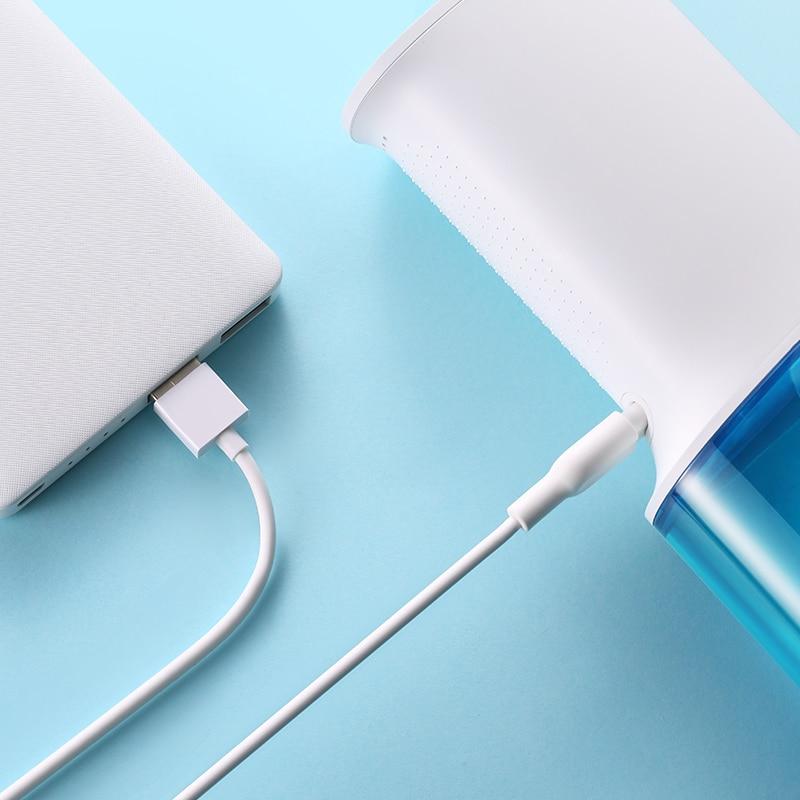 Xiaomi soocas W3 irrigateur oral portable USB rechargeable eau dentaire flosser irrigateur pour le nettoyage des dents jet d'eau cure dents-in Irrigateurs buccaux from Appareils ménagers    3
