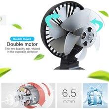 Ultra-quiet Mini USB Desk Fan Office Mini Fan Silent Desktop Fan With Double Side Fan Blades Creative Home K22