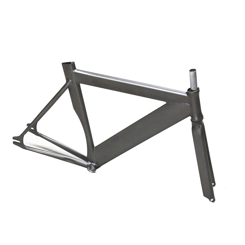 700C bike 58cm frame Bicycle Fixie/Fixed gear frame and Fork Bike aluminum alloy 6061 Frameset track bike frameset fixie bike комод мастер милан 19 орех мст кдм 19 ор 16