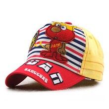 [JAMONT] Children Hat Cotton Baseball Cap Kids Cartoon Boys or Girls Snapbacks Caps Z-3395