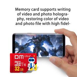 Image 5 - DM geheugenkaarten voor mobiele telefoons Micro sd kaart Class10 TF card 64 gb 80 Mb/s TF card Smartphone Tablet camera