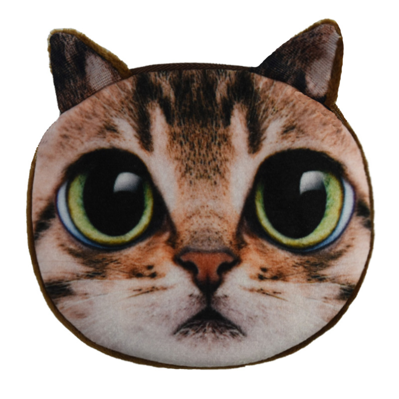 as crianças 3d gato bonito Women Mini Bag : Cute Wallet For Kids