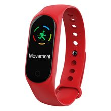 20# Sports Blood Smart Watch Pressure Oxygen Heart Rate Pedometer Fitness Smart Watch IP67 Waterproof Band Bracelet UP graded(China)