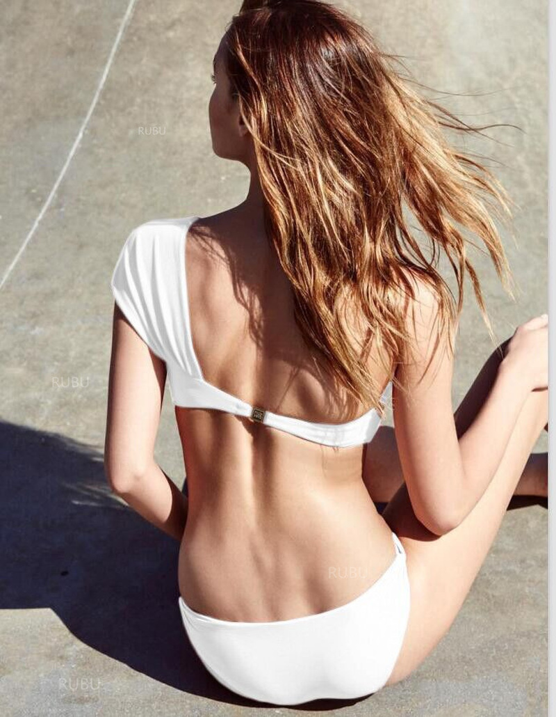 48eb0bb754d9c9 V Halter webshop. bikini Oh bandage Sexy is Floryday mode trends in. Kopen  Goedkoop Kmnovo Bikini Badpak Vrouwen Borst Bandage Badpak Badmode Sexy  Strand ...