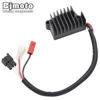 Motorcycle VMAX 1200 DC 12V Voltage regulator rectifier For Yamaha VMX1200 V MAX 1200 1996 2007