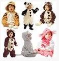 Детские Весна и осень звериный стиль одежды ребенка ползунки детская одежда детская одежда бесплатная доставка
