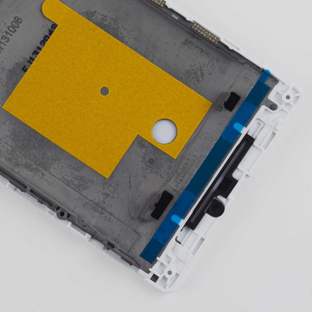 Untuk Sony Xperia C S39H Layar Sentuh Display LCD Digitizer Sensor Kaca Perakitan untuk Sony S39 Tampilan Layar C2304 C2305