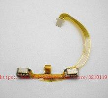 Lens Bayonet Mount detector sensor Flex Cable For Canon EF S 18 55mm f/3.5 5.6 IS 18 55 II  Repair Part
