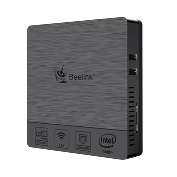 Beelink BT3 Pro II windows10 MINI PC Intel Atom X5-Z8350 4GB RAM 64GB ROM 2.4G/5G WIFI 1000M BT4.0 USB3.0 mini windows10 pc
