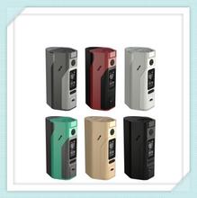 Original wismec reuleaux rx2/tc 3 caja mod actualizado rx200 rx200s durante dos o tres de la batería e-cig vape firmware actualizable