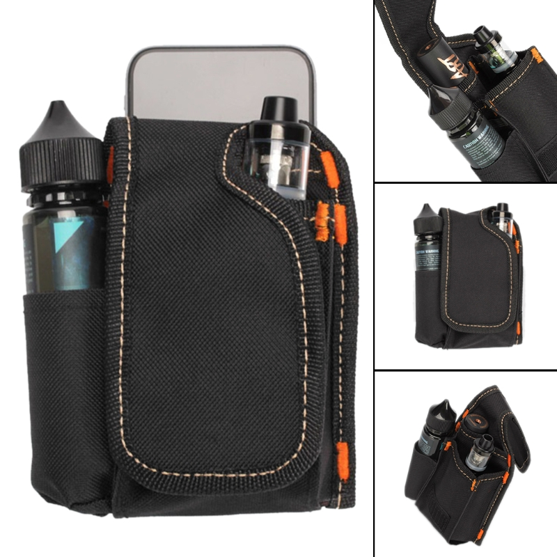 1pcs Vape Pocket Waist Carrying Bag For Electronic Cigarette RDTA RDA Atomizer Bags
