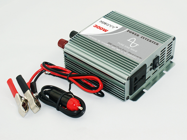 Free Shipping 300w 12v 220v Dc To Ac Solar Africa Inverter Made In