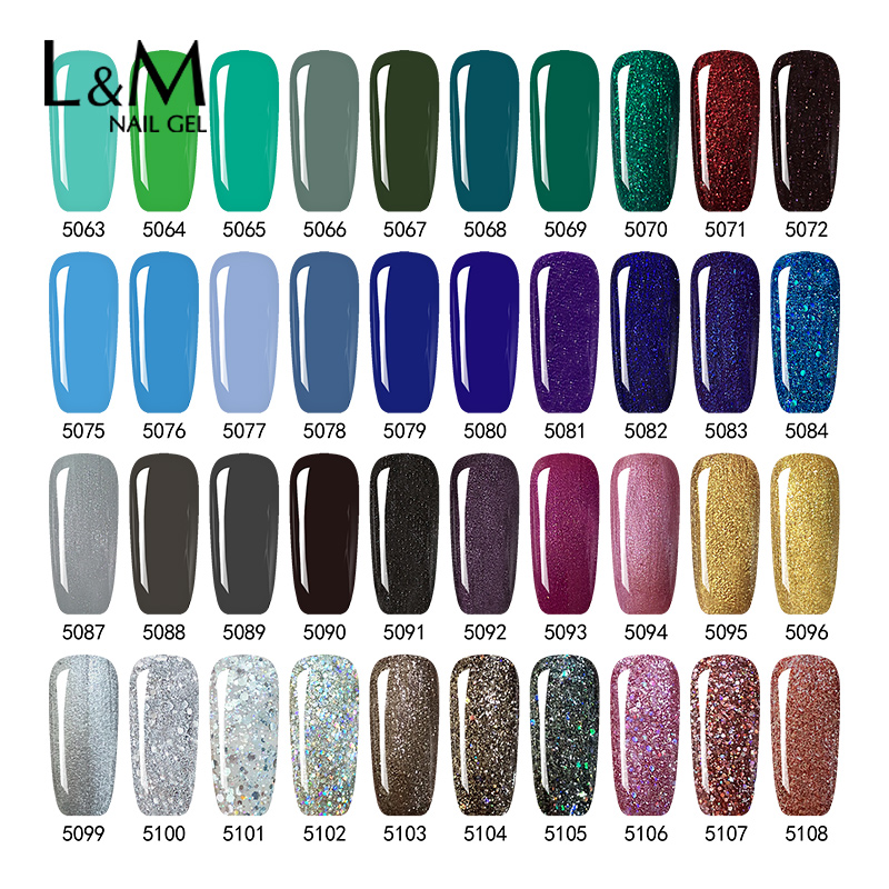 Купить с кэшбэком 12pcs ibdgel 15ML White bottle Color Gel Polish Soak Off UV/led Lamp One layer Gel Lacquer Nail art