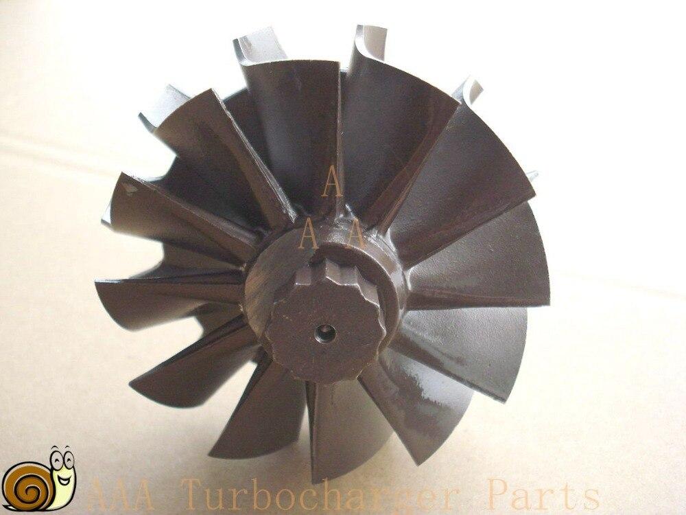 K33 Турбокомпрессоры turbo части турбины колеса 79.6 мм * 88.9 мм Поставщик AAA Турбокомпрессоры Запчасти