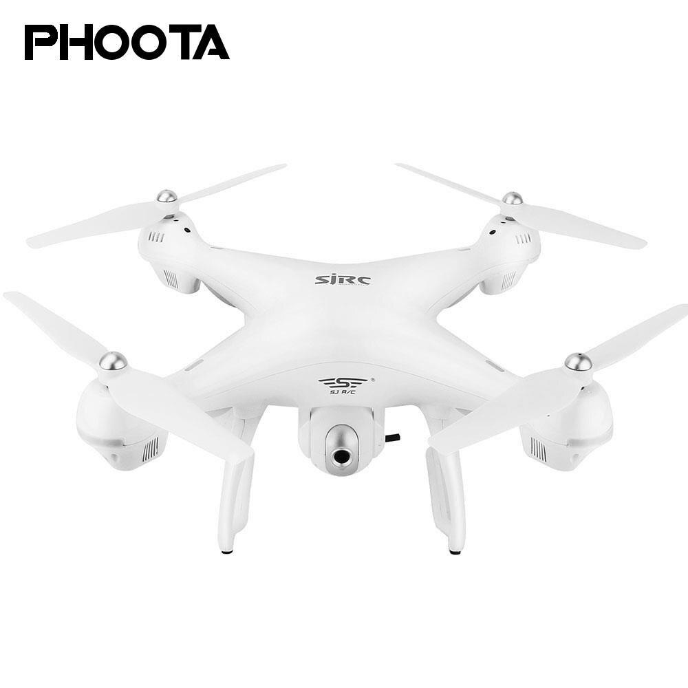 Phoota Quadcopter FPV Авто следовать HD Камера одним из ключевых снять Беспроводной Премиум интеллектуальных Drone