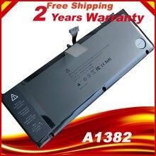 A1382 apple için batarya macbook pro a1286 15.4 inç erken 2011 intel core i7 dizüstü bilgisayarlar