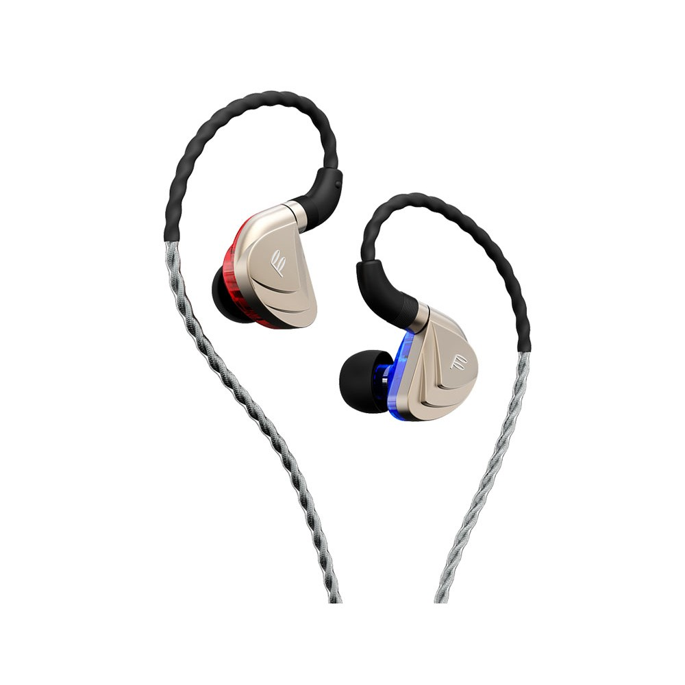 Fidue A83 Triple-Driver Hybrid 2 Balanced Armature Dynamic In-Ear Earphones