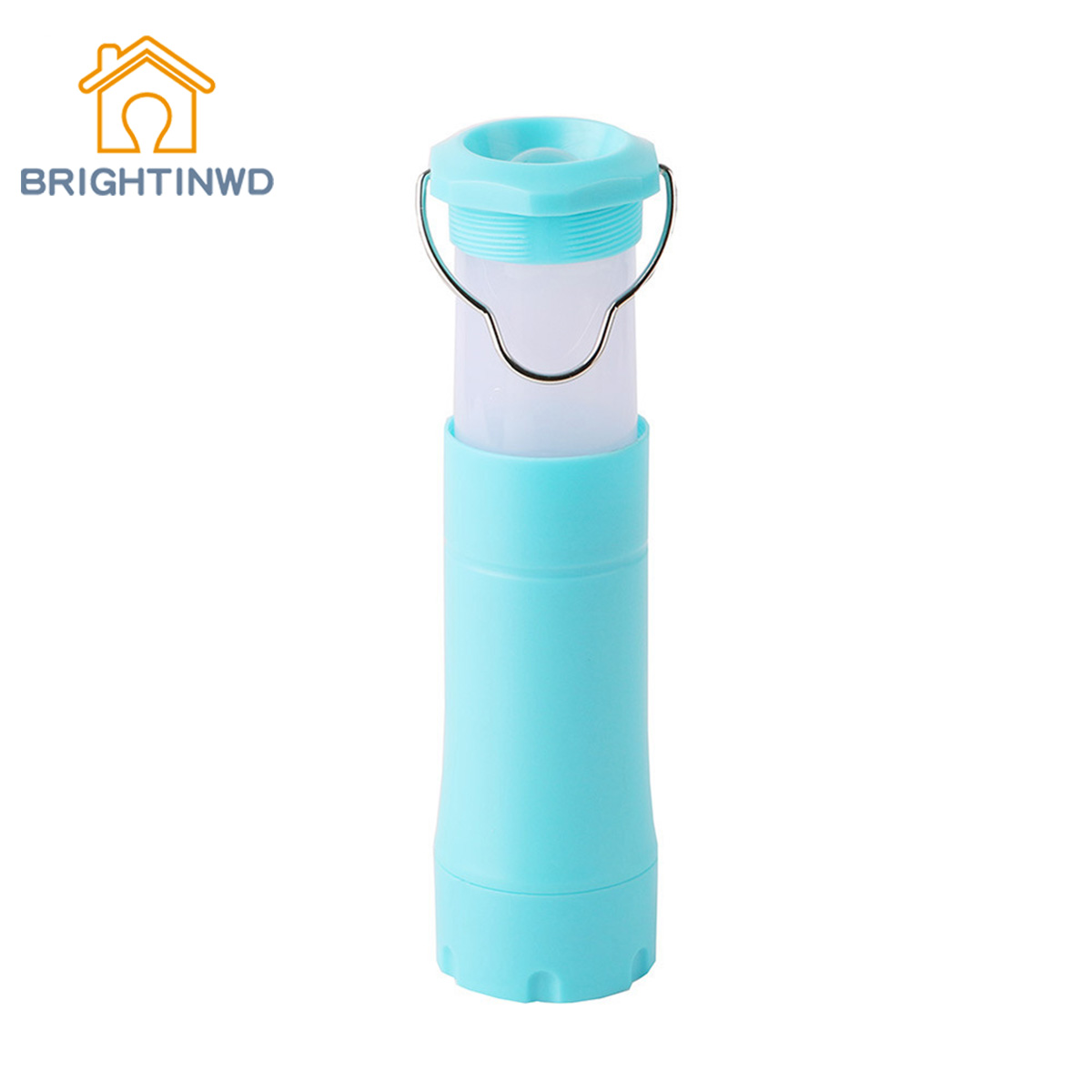 BRIGHTINWD Portable Lantern Lanterns Camping Flashlight Luminarias Waterproof LED Flashlight Tent Lights Camping Led Tent Light