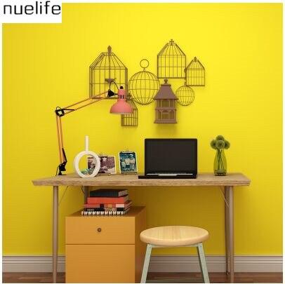 online kaufen großhandel orange tapeten aus china orange tapeten ... - Wohnzimmer Orange Schwarz