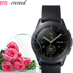 Glas Für Samsung Getriebe S3 Frontier/Klassische S2 Galaxy Uhr 46mm 42mm Screen Protector 9 H 2.5D explosion-proof Smartwatch Film