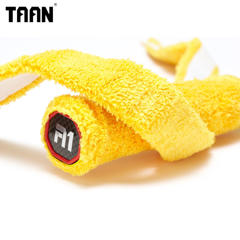 3pcs/lots TAAN Brand Tennis Overgrip Tape Towel Glue Badminton Rackets Grips Sweatband Soft Sweat Absorption Over Grip X5
