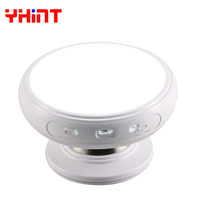 USB Rechargeable/3AAA battery supply Rotatable smart Intelligent motion sensor Magnetic Adsorption wall Night Light for bedroom