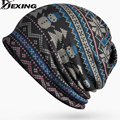 [Dexing]Hip Hop Hat Women's Winter Hats Multi Style Collar Scarf Masked Hood Cap
