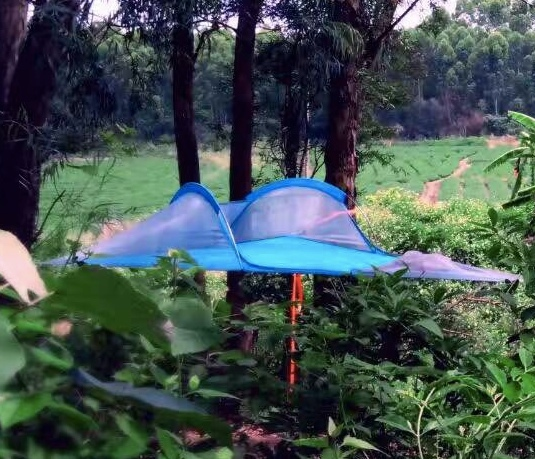Free shiping hot sale new product tree hammock tent  with net ,tree tent,camping tent