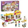 10494 Amigos Heartlake Supermercado figureblock Chica Juguetes Bloques de Construcción Establece Ladrillos Compatible con 41118 Amigos