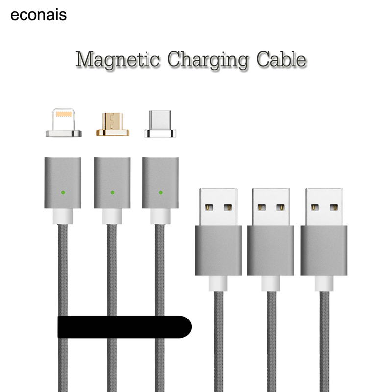 Original Magnetic Adapter For iPhone 6s Plus 6 5s SE Cable, Charging Charger For iPhone Lightning Cable