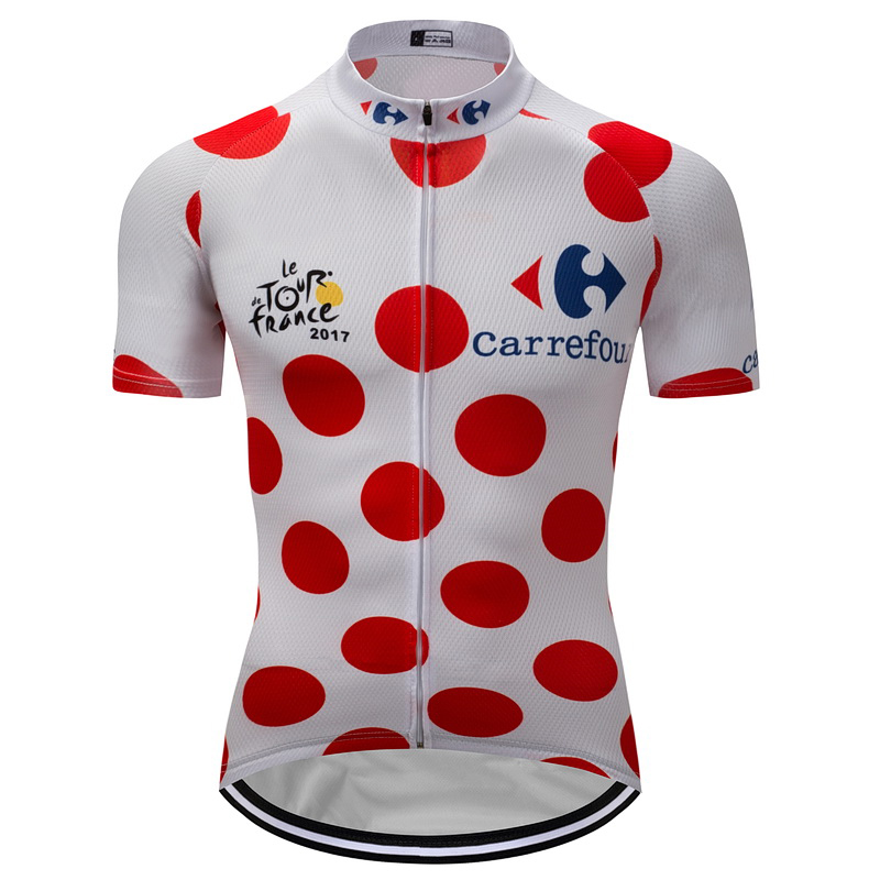 CROSSRIDER Summer France Cycling Jersey Mtb Shirt Bicycle Clothing Mens Short