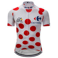 Summer France Cycling Jersey Mtb Shirt Bicycle Clothing Bike Wear Clothes Mens Short Maillot Roupa Ropa De Ciclismo