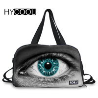HYCOOL 2018 Sport Men's Bag Travel Handbag Separate Space For Shoes Gym Traning Multifunction Women Sport Bag Fitness Yoga Bag