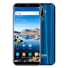 "Oukitel K5 4 г мобильный телефон 5.7 ""HD + Android 7.0 4000 мАч двойной сзади камеры mtk6737t 4 ядра 2 ГБ + 16 ГБ 8MP отпечатков пальцев Смартфон"