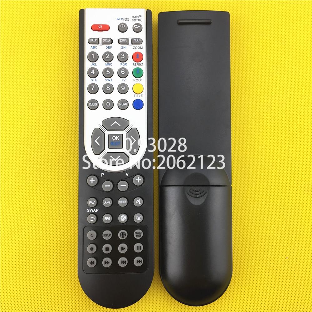 Controle remoto TV NVR-7502-26HD-N suibtable para Nevir, NVR-7502-26HD-R, NVR-7502-22HD-N NVR-7502-22HD-R, NVR-7502-19HD-N