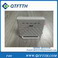 Original zte f401 zxa10 epon onu con un puerto lan, interfaz de inglés