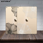 ASTUBIA Case For iPad 5 Case Dancing Girl Transparent Cover For Apple ipad Air Cover For iPad Air 1st Case For Apple New iPad 5