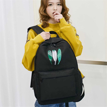 Backpack Female 2019 New Korean Version Of The Wild Backpack Fashion Trend Europe And The United States Wind da1 22 korean version of the new folding backpack mountaineering backpack