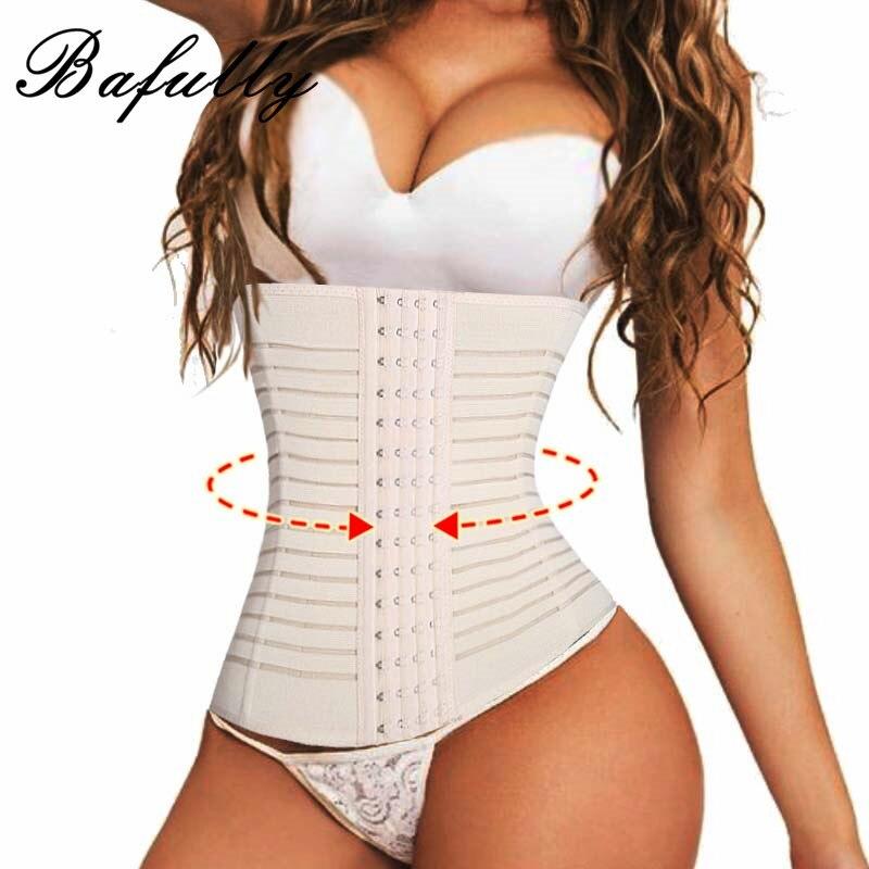 Vita delle donne di Allenamento Trainer Lungo Torso Hot Body Shaper Tuta Cincher Firm Controllo Corsetto Cintura Dimagrante Signore Cinture
