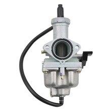 PZ27 Carburetor 27mm Carb XL 100 125 150 175 DIRT BIKE hand choke lever