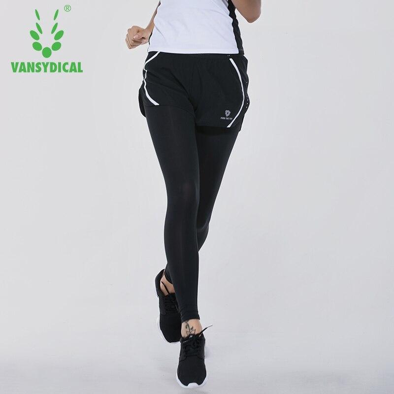 Vansydical Frauen Dünne Hosen Weibliche Elastische Strumpfhosen Sommer Sport Schnell Trocknend Atmungsaktiv Hose Yoga Hosen Running Wear Strumpfhosen Laufstrumpfhosen
