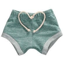 2017 New Toddler Kids Baby Hot Pants Cotton Striped PP Children Pants Bottoms