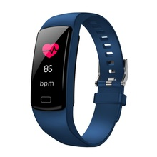 Y9 Fitness Smart Bracelet Color Screen Heart Rate Blood Pressure Monitor Smart Band IP67 Waterproof Activity Tracker Smartband color screen smart bracelet waterproof ip67 blood pressure fitness tracker heart rate monitor smart band sport for apple iphone