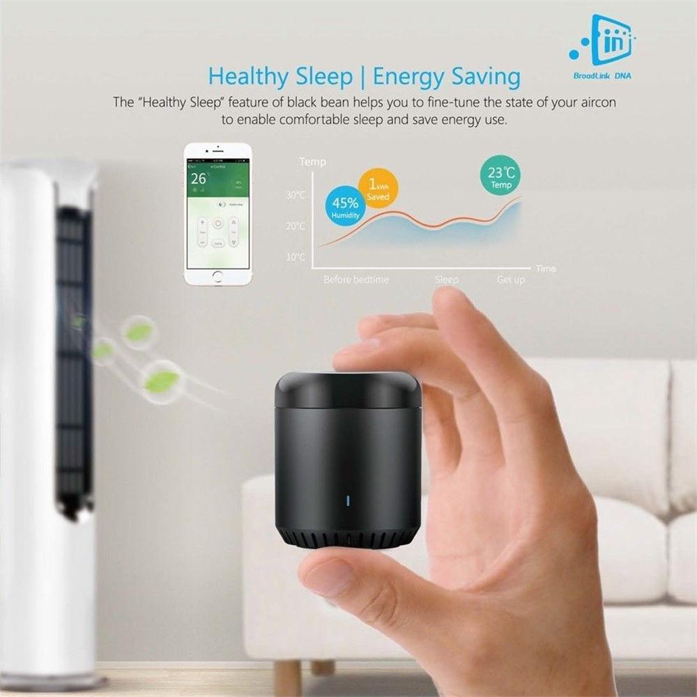 Broadlink Original Smart Home RMPro RMmini3 Controller for IHC app WiFi IR  RF 4G Voice Remote Control Work for Alexa Google Home