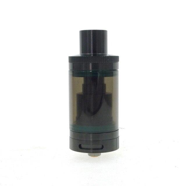 VCMT Airflow Control 25mm RTA Mega Vapor Tank SS/Black for Mechanical Box Mod Vaporizer Taifun Kayfun Velocity style Electronic Cigarette Atomizers