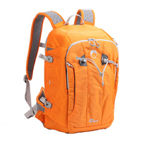 Free Shipping Wholesale Genuine Orange Flipside Sport 20L AW DSLR Photo Camera Bag Daypack Backpack With