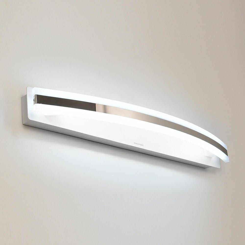 New Design Modern 12W 59cm LED Indoor Wall Light Lamp Banheiro Deco Bathroom Mirror