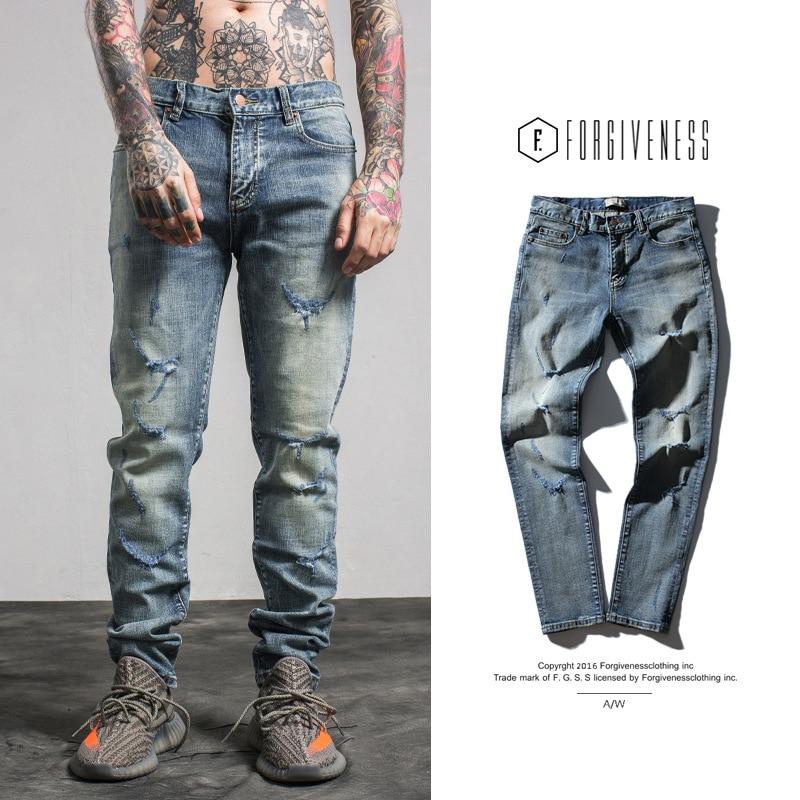 Мужские джинсы 2017