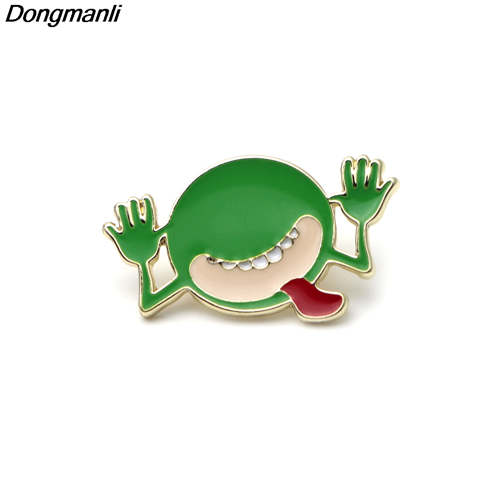 P2369 Dongmanli 20pcs/lot wholesale The Hitchhikers Guide to the Galaxy Metal enamel pin ...
